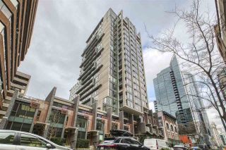 Photo 1: 1108 1133 HORNBY Street in Vancouver: Downtown VW Condo for sale (Vancouver West)  : MLS®# R2537336