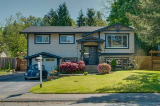Photo 1: 3462 MONASHEE Street in Abbotsford: Abbotsford East House for sale : MLS®# R2454562