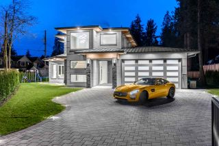 Main Photo: 1204 BURNAGE Road in North Vancouver: Capilano NV House for sale : MLS®# R2566305