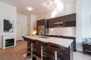 """Photo 2: 408 13925 FRASER Highway in Surrey: Whalley Condo for sale in """"The Verve"""" (North Surrey)  : MLS®# R2624795"""