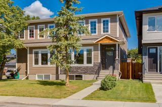 Main Photo: 4340 19 Avenue NW in Calgary: Montgomery Semi Detached for sale : MLS®# A1141319