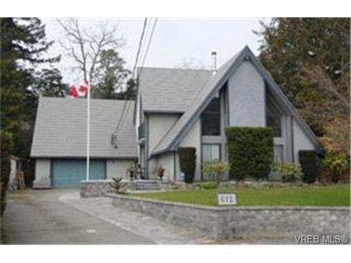 Main Photo: 612 Sandra Pl in VICTORIA: La Mill Hill House for sale (Langford)  : MLS®# 458444
