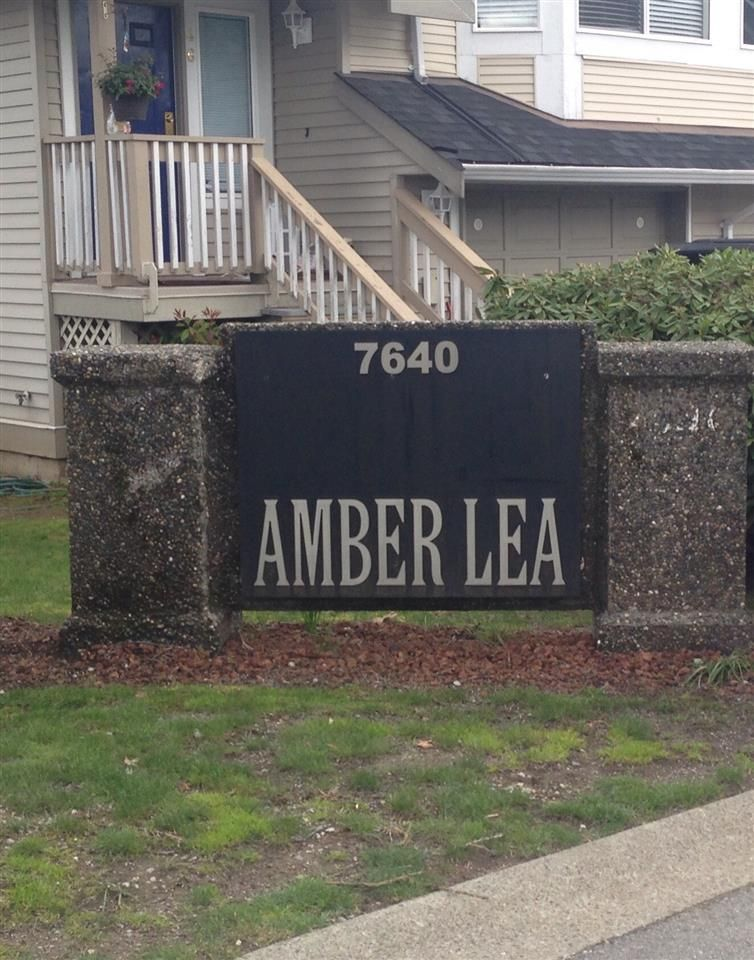 """Main Photo: 18 7640 BLOTT Street in Mission: Mission BC Townhouse for sale in """"AMBERLEA"""" : MLS®# R2258847"""
