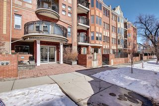 Photo 2: 110 838 19 Avenue SW in Calgary: Lower Mount Royal Apartment for sale : MLS®# A1073517