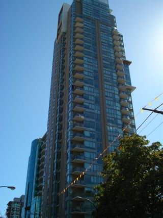 Photo 1: 2207 1308 HORNBY STREET in Vancouver: Downtown VW Condo for sale (Vancouver West)  : MLS®# R2109825
