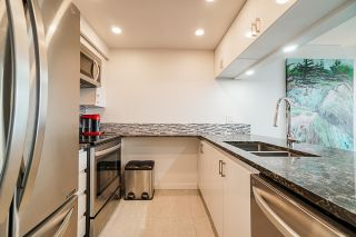 """Photo 8:  in Burnaby: Cariboo Condo for sale in """"STRATHMORE TOWERS"""" (Burnaby North)  : MLS®# R2546524"""
