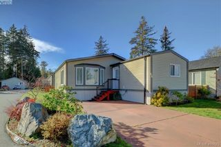 Photo 1: 46 7109 West Coast Rd in SOOKE: Sk Whiffin Spit Manufactured Home for sale (Sooke)  : MLS®# 801472