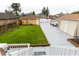 Photo 20: 7571 DAVIES ST - LISTED BY SUTTON CENTRE REALTY in Burnaby: Edmonds BE House for sale (Burnaby East)  : MLS®# V1113465