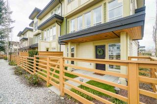 """Photo 2: 71 19477 72A Avenue in Surrey: Clayton Townhouse for sale in """"Sun at 72"""" (Cloverdale)  : MLS®# R2558879"""