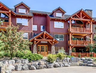Photo 1: 214 104 Armstrong Place: Canmore Apartment for sale : MLS®# A1142454