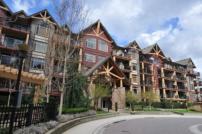 """Main Photo: 252 8328 207A Street in Langley: Willoughby Heights Condo for sale in """"YORKSON CREEK"""" : MLS®# R2159516"""