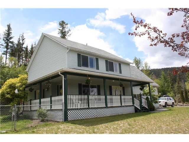 Main Photo: 2129 KINGLET Road in Williams Lake: Lakeside Rural House for sale (Williams Lake (Zone 27))  : MLS®# N202114
