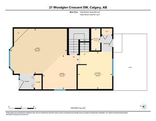 Photo 25: 21 WOODGLEN Crescent SW in Calgary: Woodbine Detached for sale : MLS®# A1026907