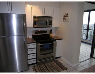 Photo 4: 2802 1189 HOWE Street in Vancouver: Downtown VW Condo for sale (Vancouver West)  : MLS®# V748407