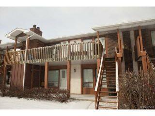 Photo 1: 760 River Road in WINNIPEG: St Vital Condominium for sale (South East Winnipeg)  : MLS®# 1427926