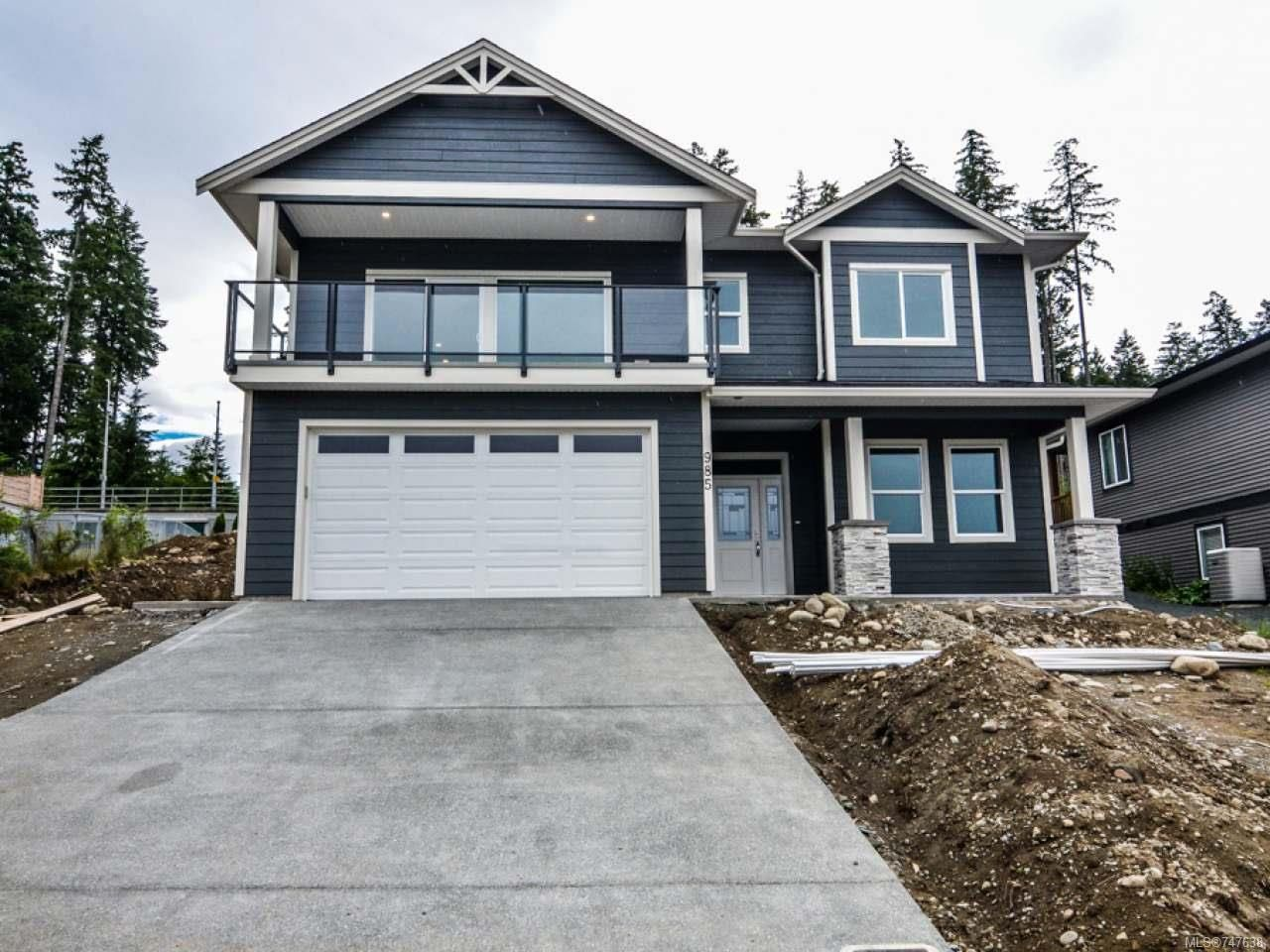 Main Photo: 985 Timberline Dr in CAMPBELL RIVER: CR Willow Point House for sale (Campbell River)  : MLS®# 747638