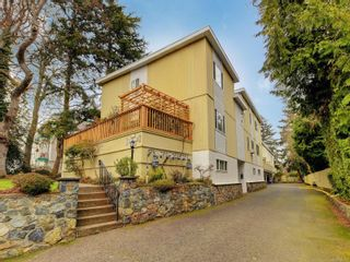 Photo 1: 102 1611 Belmont Ave in : Vi Fernwood Row/Townhouse for sale (Victoria)  : MLS®# 865974