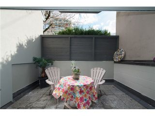 Photo 14: 1369 W 8TH Avenue in Vancouver: Fairview VW Townhouse  (Vancouver West)  : MLS®# V1113609