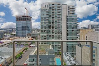 Photo 2: DOWNTOWN Condo for rent : 1 bedrooms : 800 The Mark Ln #1504 in San Diego