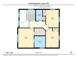 Photo 43: 134 SOUTHFORK Drive: Leduc House for sale : MLS®# E4262309