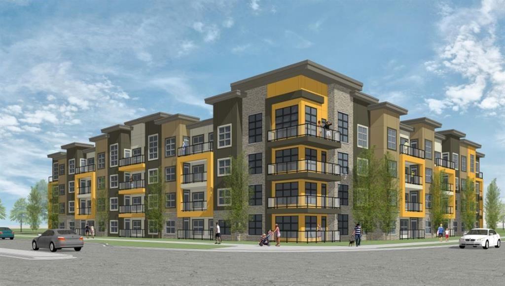 Photo 4: Photos: 403 19621 40 Street SE in Calgary: Seton Apartment for sale : MLS®# C4238170