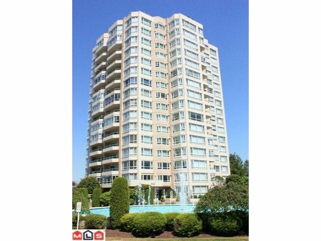 "Main Photo: 1206 3190 GLADWIN Road in Abbotsford: Central Abbotsford Condo for sale in ""REGENCY PARK"" : MLS®# F1020204"