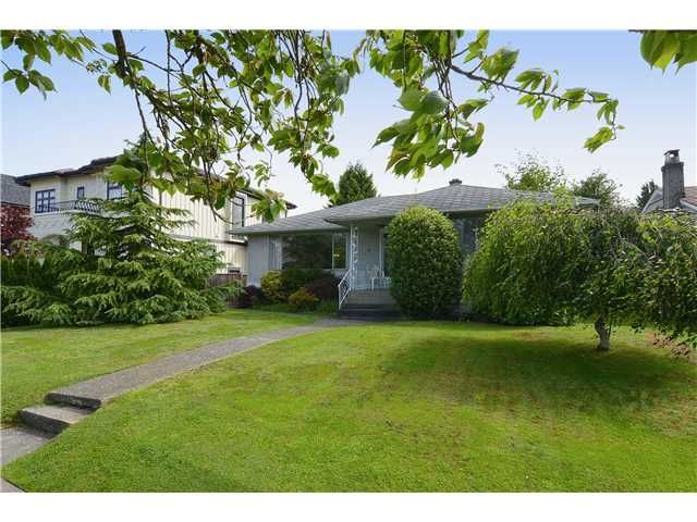 Main Photo: 4456 BRAKENRIDGE Street in Vancouver: Quilchena House for sale (Vancouver West)  : MLS®# V1070884