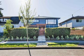 Photo 1: 3631 ST. CATHERINES STREET in Vancouver: Fraser VE House for sale (Vancouver East)  : MLS®# R2574795