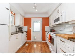 Photo 7: 1609 Chandler Ave in VICTORIA: Vi Fairfield East Half Duplex for sale (Victoria)  : MLS®# 744079