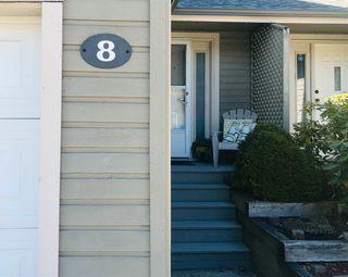 "Photo 1: 8 40200 GOVERNMENT Road in Squamish: Garibaldi Estates Townhouse for sale in ""VIKING RIDGE"" : MLS®# R2567520"