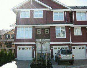 Main Photo: 92- 935 EWEN AV in New Westminster: Queensborough Home for sale ()  : MLS®# V583186