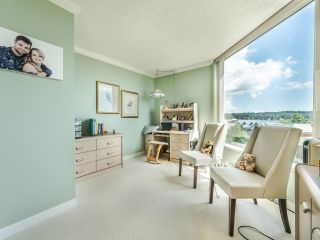 """Photo 11: 604 1045 QUAYSIDE Drive in New Westminster: Quay Condo for sale in """"Quayside Tower 1"""" : MLS®# R2582288"""