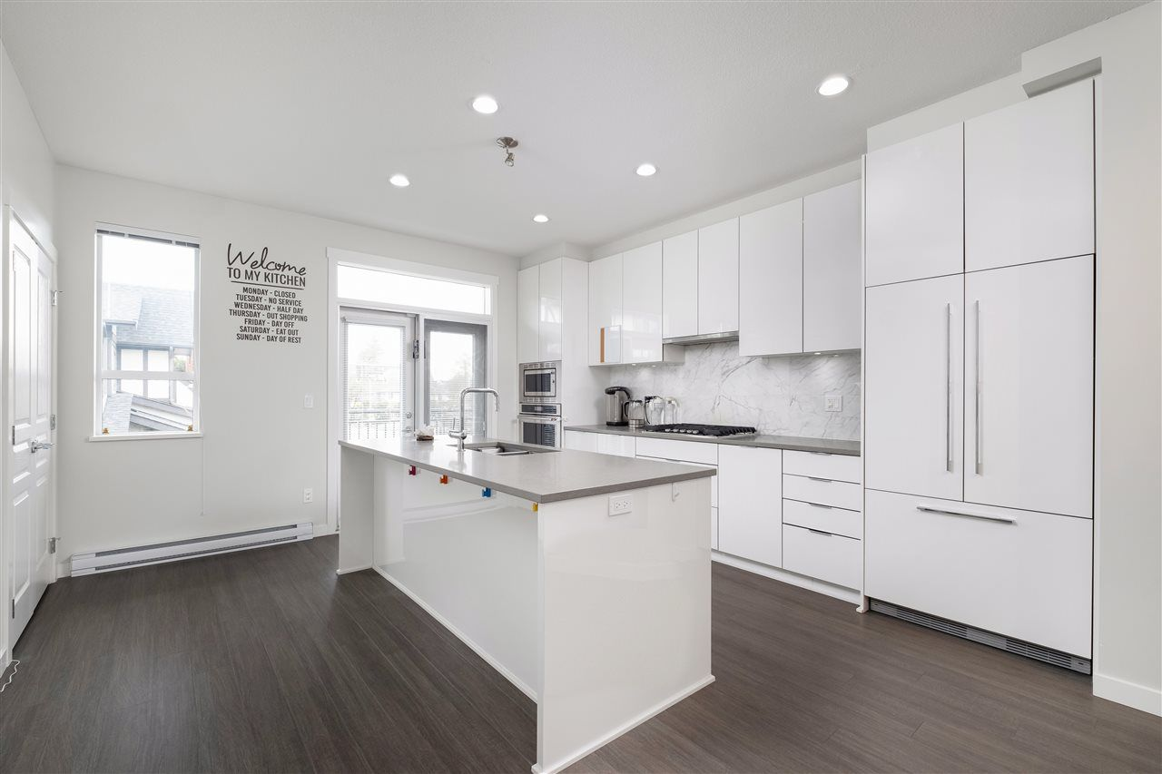 """Photo 10: Photos: 17 10388 NO. 2 Road in Richmond: Woodwards Townhouse for sale in """"KINGSLEY ESTATE"""" : MLS®# R2529818"""