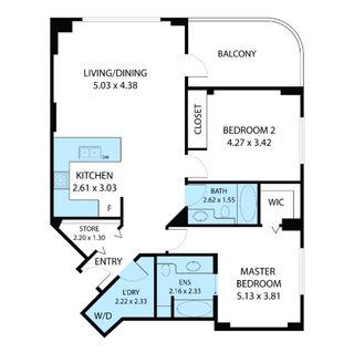 Photo 25: 1905 10136 104 Street in Edmonton: Zone 12 Condo for sale : MLS®# E4260495