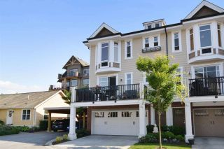 """Photo 2: 68 20738 84 Avenue in Langley: Willoughby Heights Townhouse for sale in """"Yorkson Creek North"""" : MLS®# R2157902"""