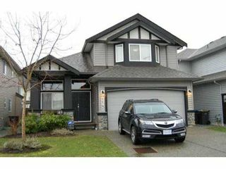 Photo 1: 1142 AMAZON Street in Port Coquitlam: Riverwood House for sale : MLS®# V867075