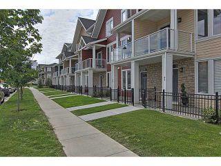 Photo 1: 43 AUBURN BAY Link SE in : Auburn Bay Townhouse for sale (Calgary)  : MLS®# C3585164