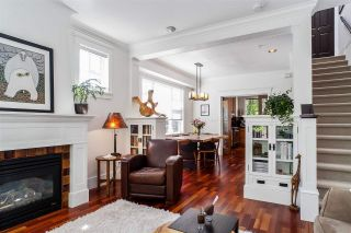 """Photo 11: 876 W 15TH Avenue in Vancouver: Fairview VW Townhouse for sale in """"Redbricks I"""" (Vancouver West)  : MLS®# R2506107"""