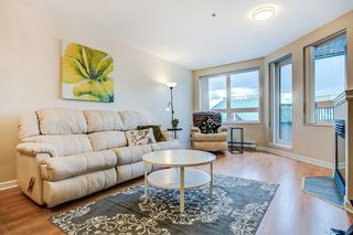 """Photo 6: A315 2099 LOUGHEED Highway in Port Coquitlam: Glenwood PQ Condo for sale in """"SHAUGHNESSY SQUARE"""" : MLS®# R2245121"""