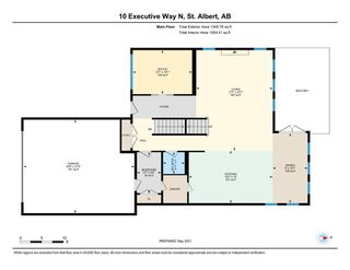 Photo 48: 10 Executive Way N: St. Albert House for sale : MLS®# E4244242