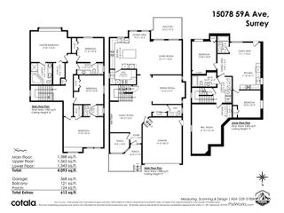 Photo 40: 15078 59A Avenue in Surrey: Sullivan Station House for sale : MLS®# R2561143