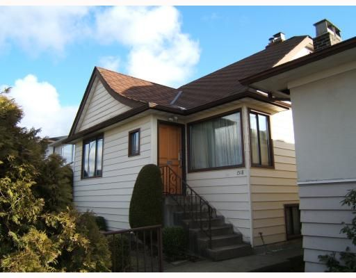 Main Photo: 1518 E 33RD Avenue in Vancouver: Knight House for sale (Vancouver East)  : MLS®# V752684