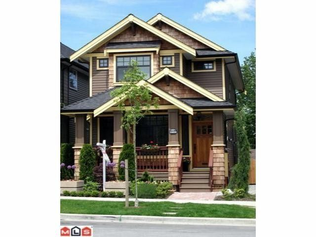 """Main Photo: 14839 59A Avenue in Surrey: Sullivan Station House for sale in """"SULLIVAN HEIGHTS"""" : MLS®# F1016392"""