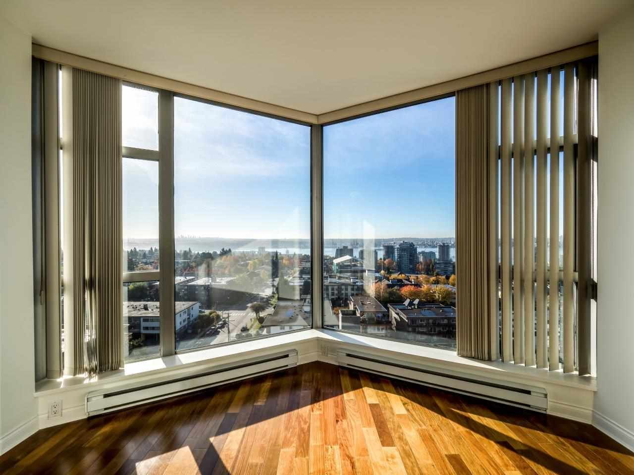 "Main Photo: 1205 160 E 13TH Street in North Vancouver: Central Lonsdale Condo for sale in ""THE GRANDE"" : MLS®# R2217335"