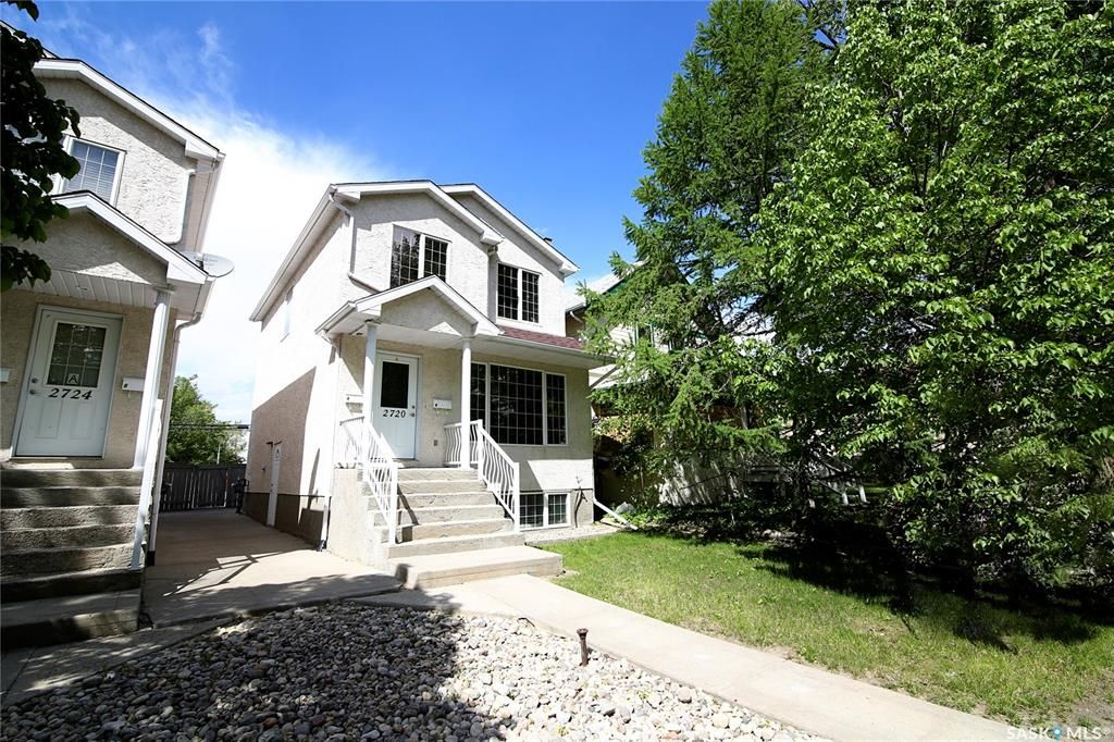 Main Photo: 2720 Victoria Avenue in Regina: Cathedral RG Residential for sale : MLS®# SK856718