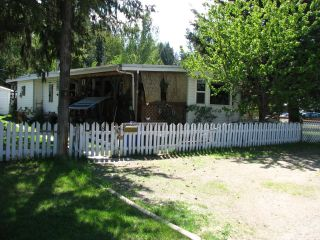 Main Photo: 8 4616 Armour Mountain Road in Barriere: BA Manufactured Home for sale (NE)  : MLS®# 156425