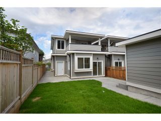 Photo 10: 3732 LINWOOD Street in Burnaby: Burnaby Hospital 1/2 Duplex for sale (Burnaby South)  : MLS®# V896558
