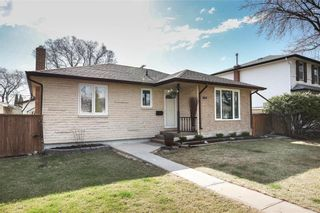 Photo 1: 664 Cordova Street in Winnipeg: River Heights South Residential for sale (1D)  : MLS®# 1829499