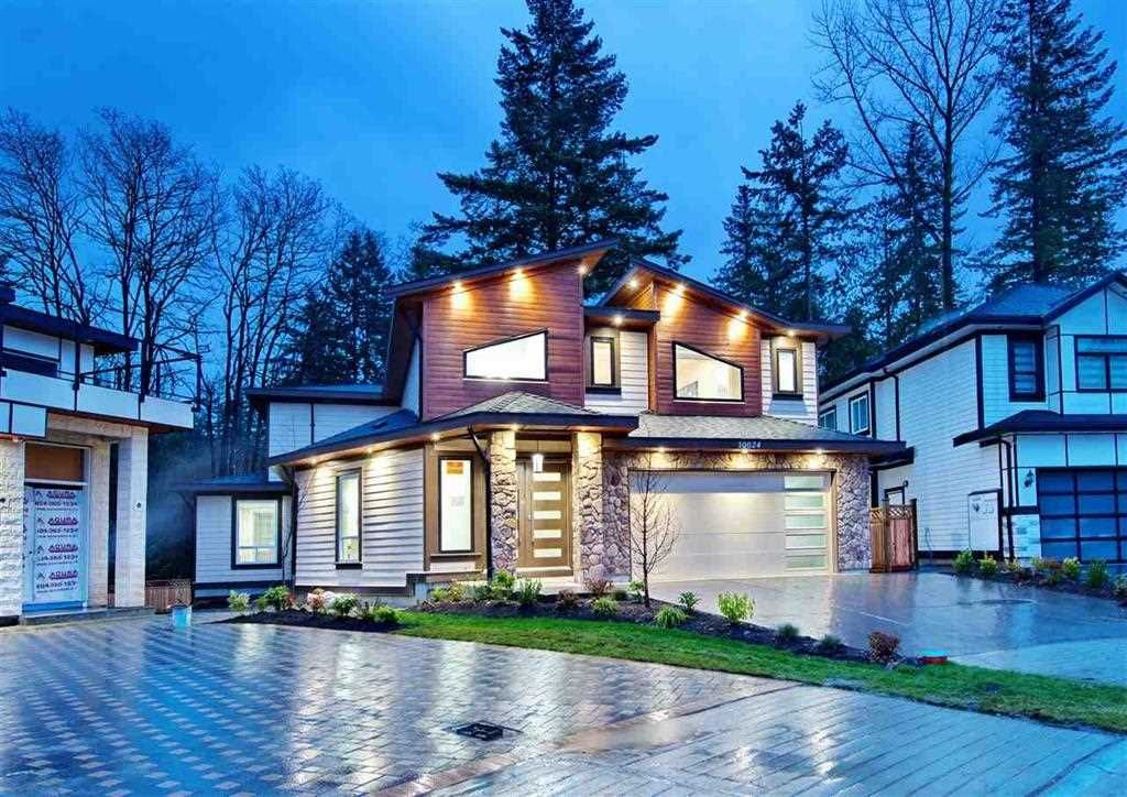Main Photo: 10024 174A Street in Surrey: Fraser Heights House for sale (North Surrey)  : MLS®# R2485233
