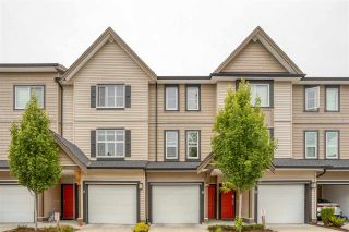 """Photo 1: 13 14555 68 Avenue in Surrey: East Newton Townhouse for sale in """"Sync"""" : MLS®# R2593338"""